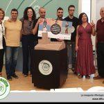 Proyecto Tifloactiva de Maquetas Axfito recibe el premio Andalucia Emprende 2019 en Granada