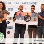 Tifloactiva la maqueta tiflologica inteligente con sensor tactil premio Andalucia Emprende