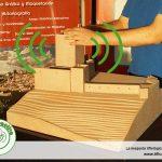 Tifloactiva la maqueta tiflologica inteligente con sensor tactil premio Andalucia Emprende Granada