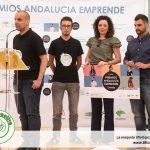 Tifloactiva la maqueta tiflologica inteligente con sensor tactil premio Andalucia Emprende Granada 2019